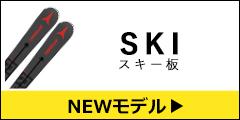 NEWモデル スキー板