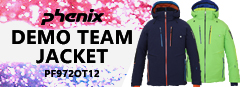PHENIX Demo Team Jacket PF972OT12