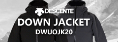 DESCENT DOWN JACKET/DWUOJK20