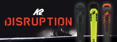 K2 DISRUPTION