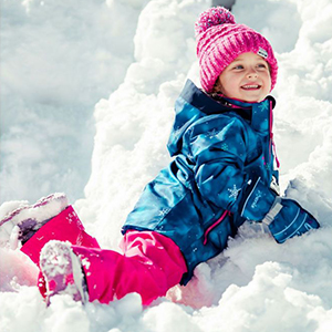スキー場での寒さ対策
