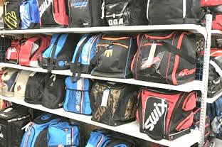 ski bag boots bag