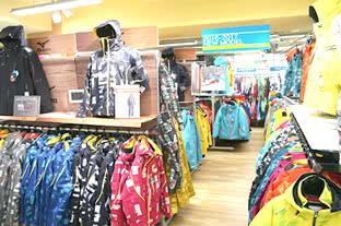 ski wear Clothing