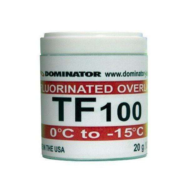 【送料無料】DOMINATOR〔ドミネーターワックス〕 TF100 〔20g〕 パウダー スキー スノー