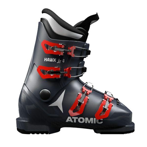 【送料無料】ATOMIC〔アトミック ジュニア スキーブーツ〕<2021>HAWX JR 4〔DarkBlue/