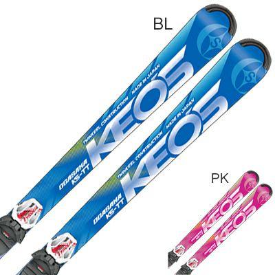 【送料無料】OGASAKA オガサカ スキー板 2020 KEO'S ケオッズ KS-TT + SLR 10 GW ビンデ