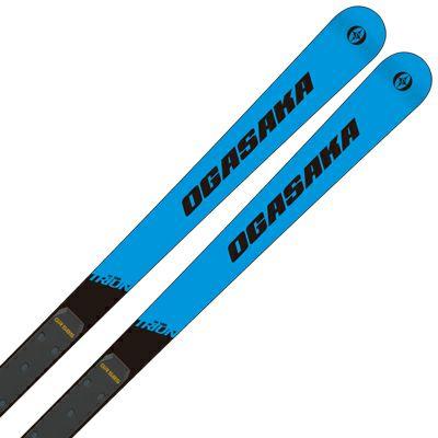 【送料無料】OGASAKA オガサカ スキー板 <2020>TRIUN〔トライアン〕GS + GR585N【板と