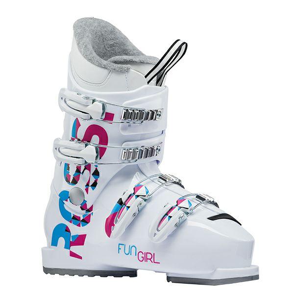 【送料無料】ROSSIGNOL〔ロシニョール ジュニア スキーブーツ〕<2020>FUN GIRL J4〔フ