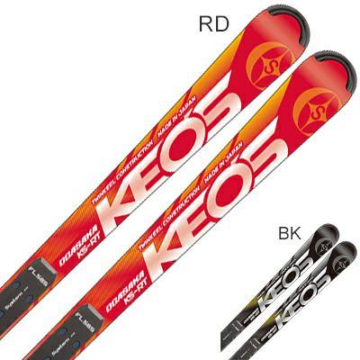 【送料無料】OGASAKA オガサカ スキー板 <2020>KEO'S〔ケオッズ〕KS-RT + FL585 + <2
