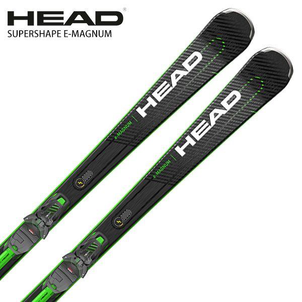 【送料無料】HEAD ヘッド スキー板 <2021> SUPERSHAPE E-MAGNUM スーパーシェイプ マ